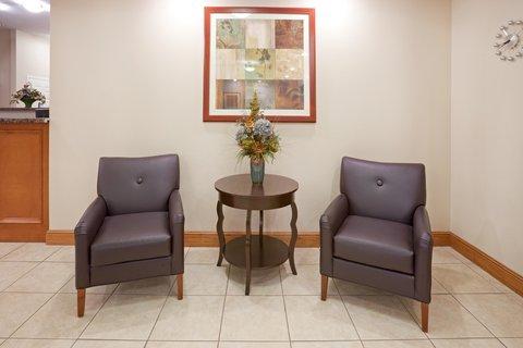 Candlewood Suites LONGVIEW - Reception