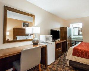 Room - Comfort Inn Demonbreun St Nashville