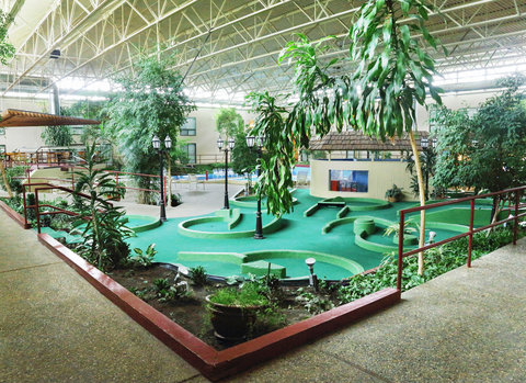Red Roof Inn Grand Forks - Mini Golf