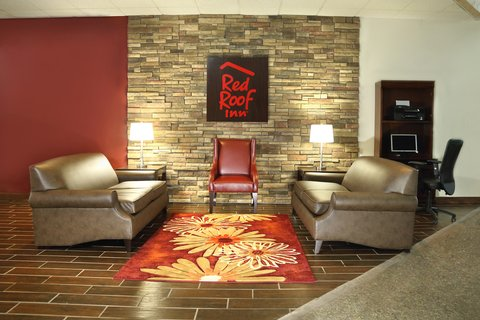 Red Roof Inn Grand Forks - Lobby