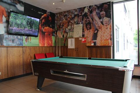 Bastion Hotel Haarlem - Lounge