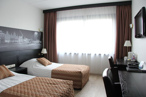 Bastion Hotel Haarlem - Deluxe Room