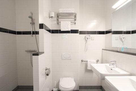 Bastion Hotel Haarlem - Bathroom Deluxe Room