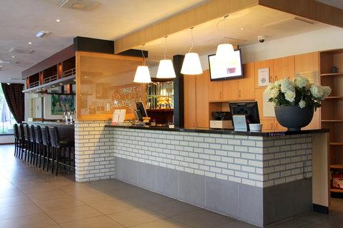 Bastion Deluxe Hotel Breda - Reception