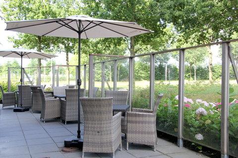 Bastion Deluxe Hotel Breda - Terrace