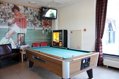 Bastion Deluxe Hotel Breda - Lounge