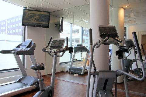 Bastion Deluxe Hotel Breda - Fitness