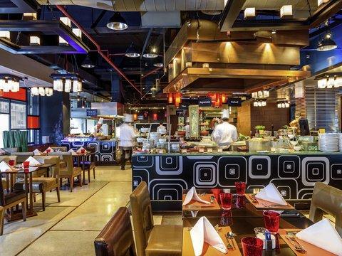 Novotel Bangkok on Siam Square - Restaurant