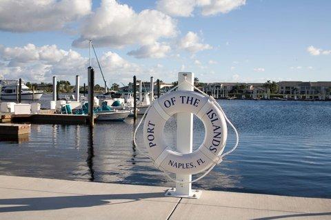Port Of The Islands Resort - Docks