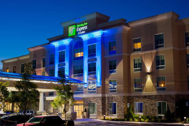 HOLIDAY INN EXP STES EASTON