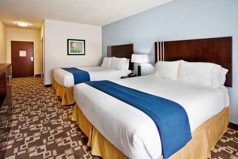 Holiday Inn Express & Suites ATLANTA ARPT WEST - CAMP CREEK - Double Bed Guest Room