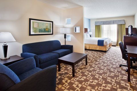 Holiday Inn Express & Suites ATLANTA ARPT WEST - CAMP CREEK - Holiday Inn Express   Suites Atlanta Aprt West-King Suitewith Sofa