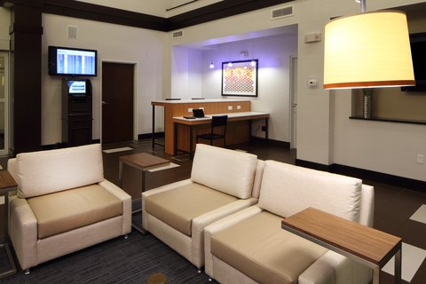 Holiday Inn Express & Suites ATLANTA ARPT WEST - CAMP CREEK - Business Center