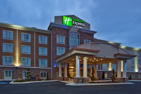 Holiday Inn Express & Suites ATLANTA ARPT WEST - CAMP CREEK - Holiday Inn Express   Suites Atlanta Arpt West Hotel Main Entrance
