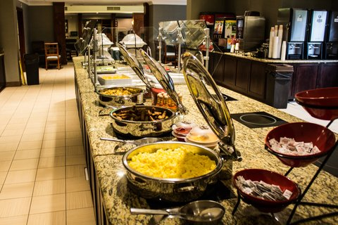 Staybridge Suites Anaheim Resort - Breakfast Buffet