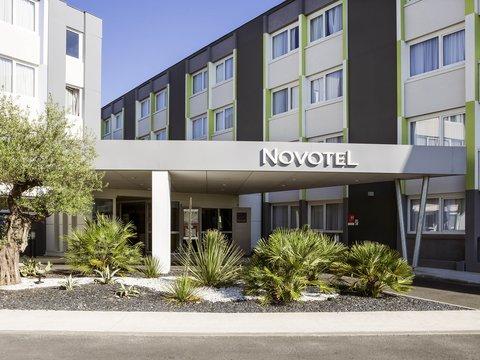 Novotel Bordeaux le Lac - Exterior