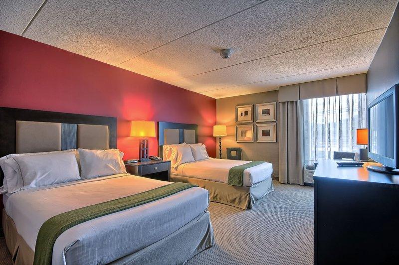 Holiday Inn Express CHARLESTON-CIVIC CENTER - Charleston, WV