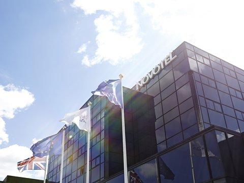 Novotel Airport - Exterior