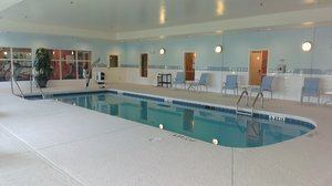 Pool - Holiday Inn Express Hotel & Suites Smithfield