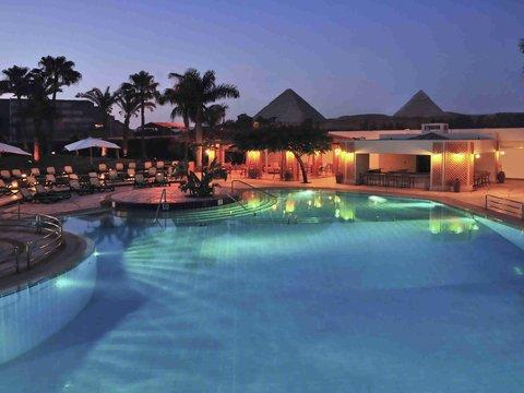 Mercure Cairo Le Sphinx Hotel - Thalassa