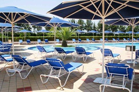 Grand Hotel Mercure Alger Aeroport - Recreational Facilities