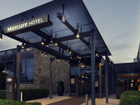 Hotel Orbis Posejdon Gdansk - Exterior