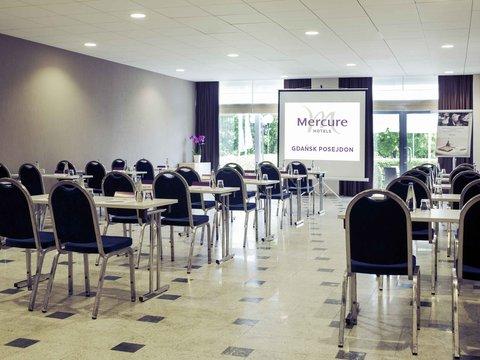 Hotel Orbis Posejdon Gdansk - Meeting Room