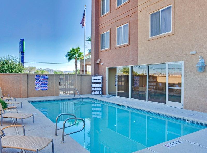 Holiday Inn Express LAS VEGAS-NELLIS - Las Vegas, NV