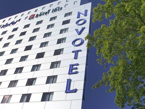 Novotel Bern Expo - Exterior