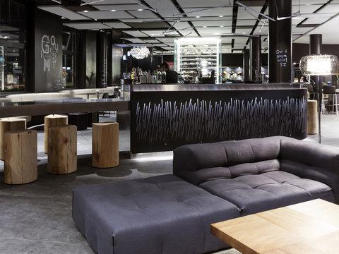 Novotel Bern Expo - Interior