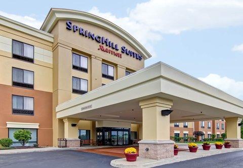 SpringHill Suites Erie - Entrance