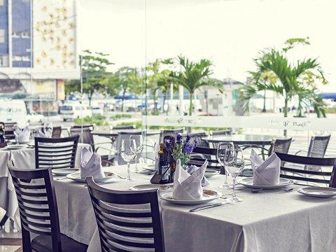 Mercure Camboriu Hotel - Restaurant