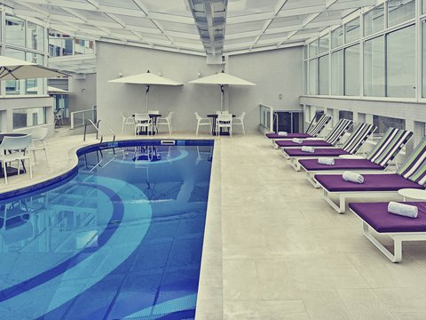 Mercure Camboriu Hotel - Recreational Facilities