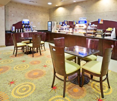 Holiday Inn Express & Suites DALLAS EAST - FAIR PARK - Breakfast Bar