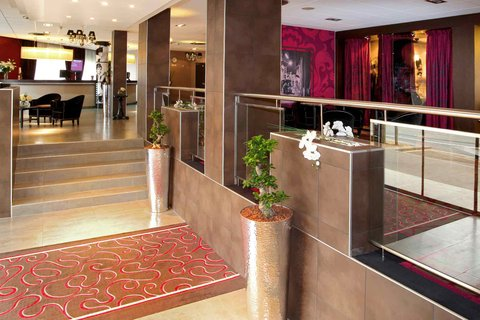 Hôtel Mercure Bordeaux Centre Gare Saint Jean - Interior