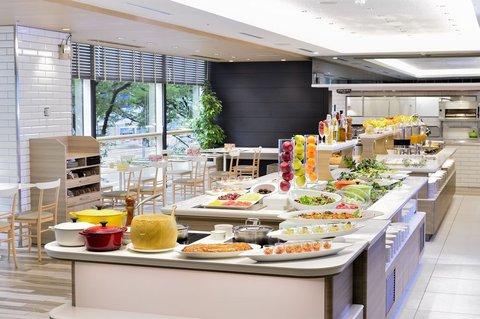 Hotel Nikko Fukuoka - Serena Cafe Restaurant