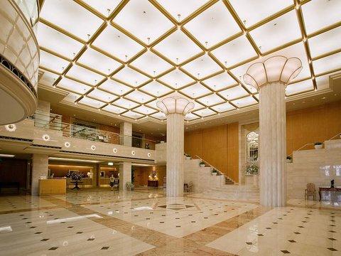 Hotel Nikko Fukuoka - Lobby