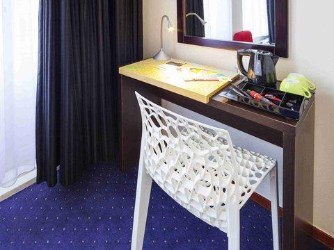 Seasons Hotel Amsterdam - Guest Room