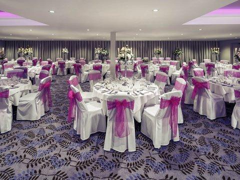 Mercure Gloucester Bowden Hall Hotel - Wedding