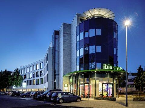 ibis Styles Hildesheim - Exterior