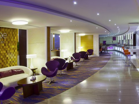 Suite Novotel Riyadh Olaya Hotel - Restaurant
