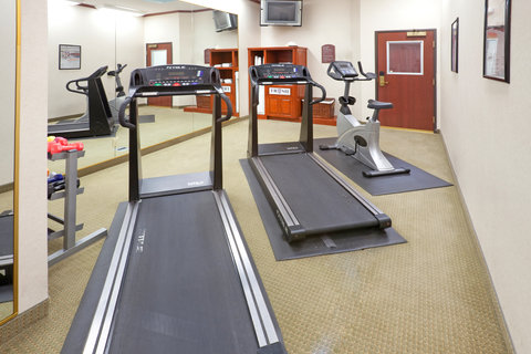 Holiday Inn Express & Suites DALLAS - GRAND PRAIRIE I-20 - Fitness Center