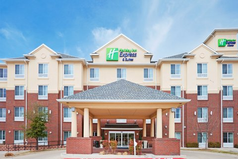 Holiday Inn Express & Suites DALLAS - GRAND PRAIRIE I-20 - Hotel Exterior