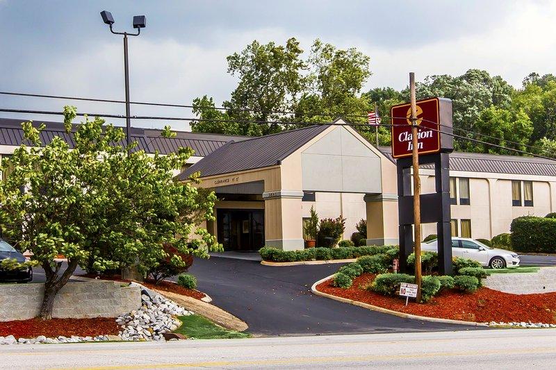 Clarion Inn - Chattanooga, TN