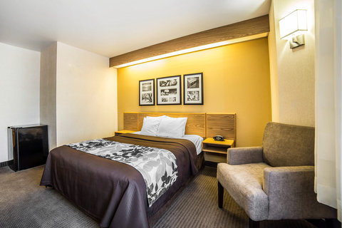Sleep Inn Moab - Single Queen Room