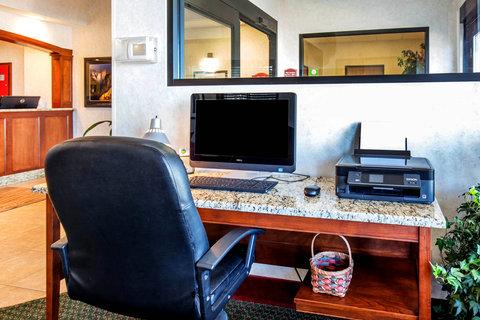 Comfort Inn Buffalo - Business