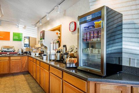 Comfort Inn Buffalo - Breakfast