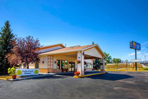 Comfort Inn Buffalo - Exterior