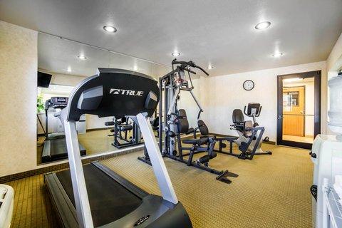 Comfort Inn Buffalo - Fitness