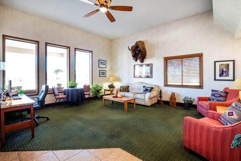 Comfort Inn Buffalo - Lobby
